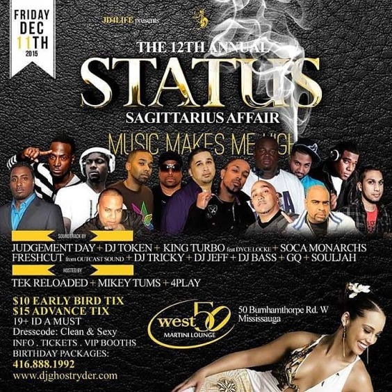Status @ West 50 (Mississauga)