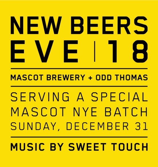 New Beers Eve '18