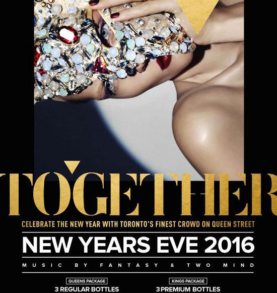 Together New Year's Eve 2016