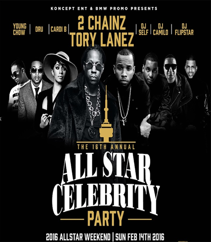 The Hot 97/Bet All Star Caribana Celebrity Party - Home ...