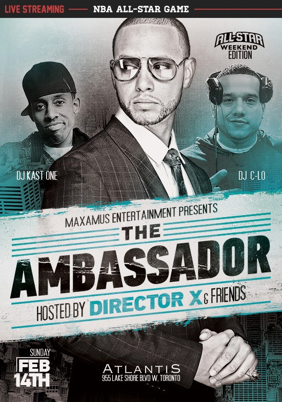 The Ambassador Domestic Package