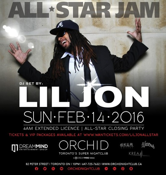 All-Star Jam feat. Lil Jon