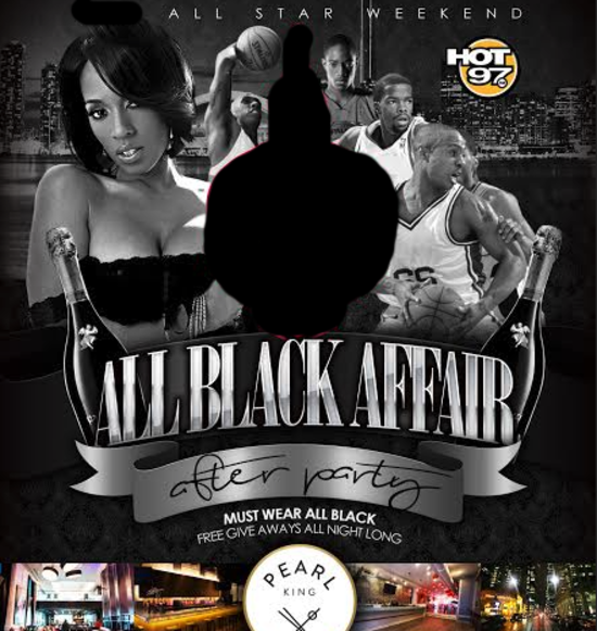 All Black Affair After Party