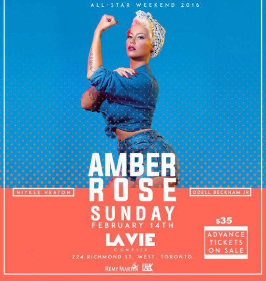 Valentines Day Party ft. Amber Rose
