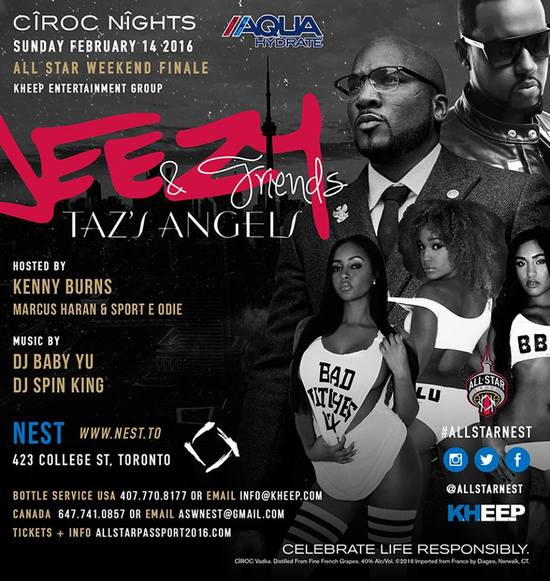 Jeezy | All Star Weekend