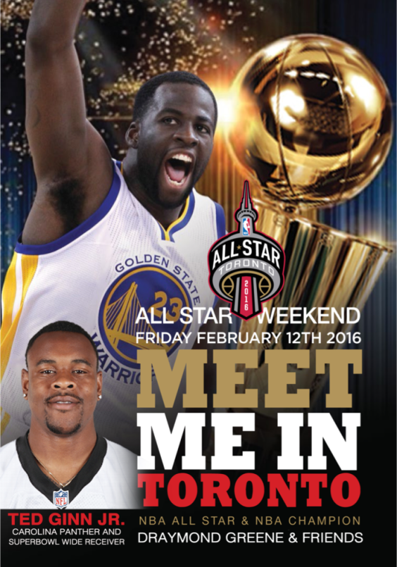 MEET ME IN TORONTO ''THE ULTIMATE WELCOME TO TORONTO PARTY & SHOW