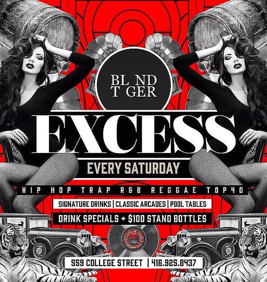 Excess All Star Weekend