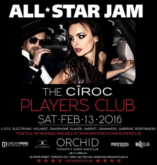 The Ciroc Players Club