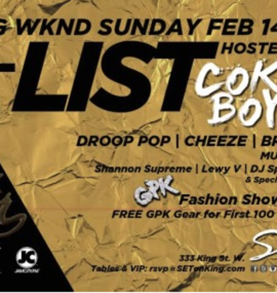 Coke Boys present #GPK Fashion Showcase