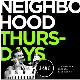 Neighbourhood Thursdays