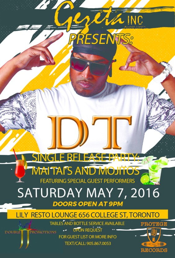 DT The Artist Single Release Party