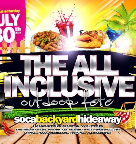 The All Inclusive Fete
