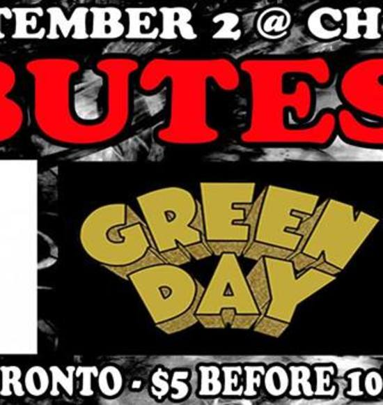 Green Day, Blink 182, Social Distortion Tributes