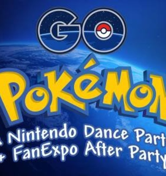 GO Pokemon: A Nintendo + Cosplay Dance Party