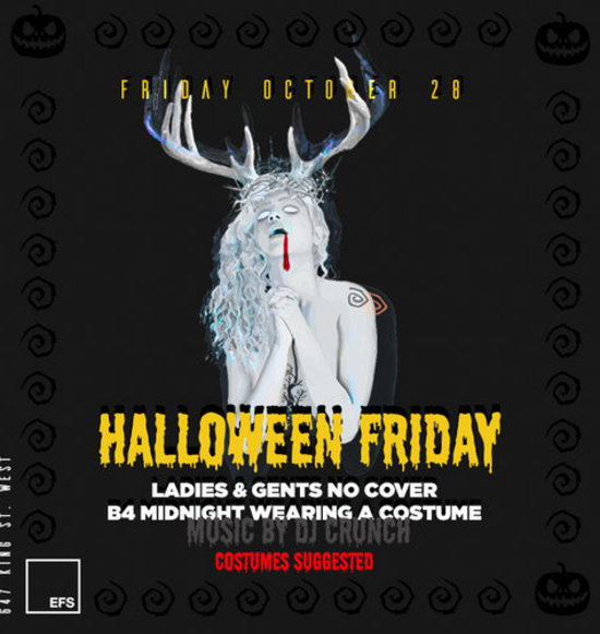 Halloween Friday