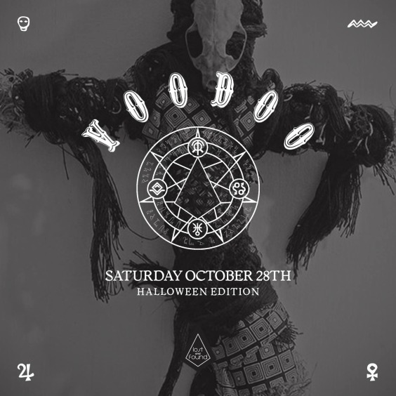 Voo Doo Halloween Saturday