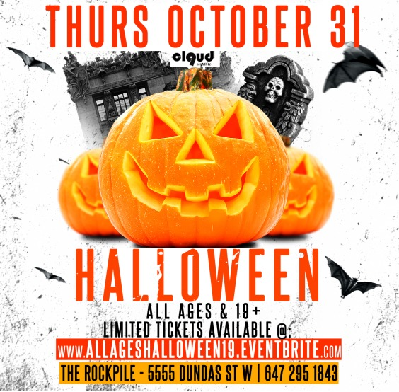 Halloween - 18+ All Ages