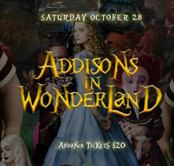 Addisons in Wonderland