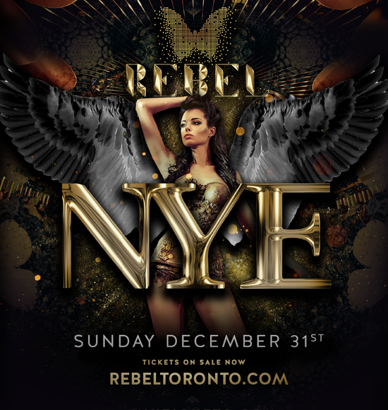 Rebel NYE 2018