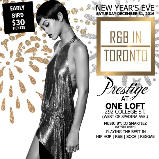 Prestige New Year's Eve 2017