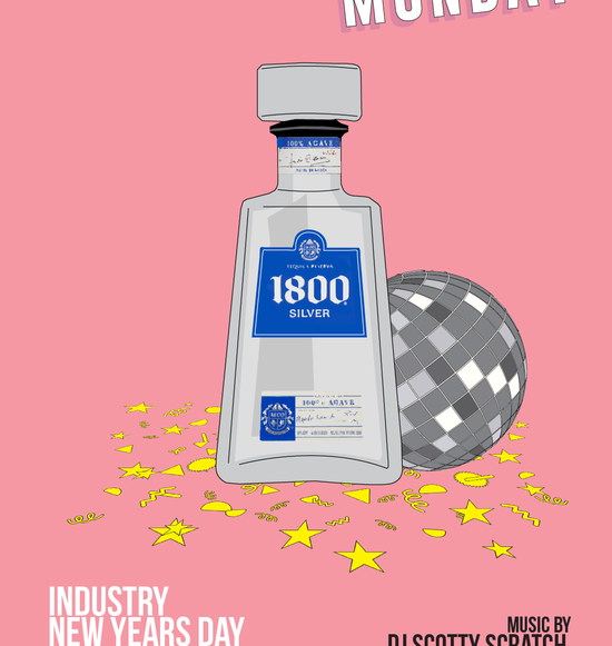 Industry New Years Day