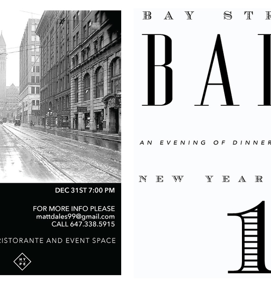 Bay Street Ball NYE 2018