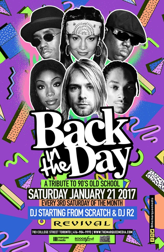 DJ STARTING FROM SCRATCH | BACK IN THE DAY 90's PARTY