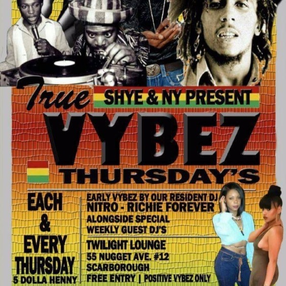 True Vybez Thursdays