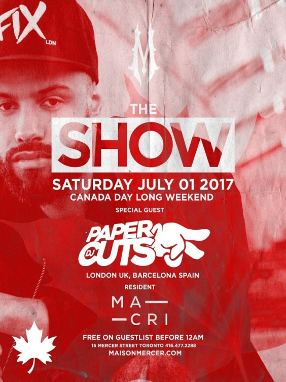 Canada Day Long Weekend | The Show