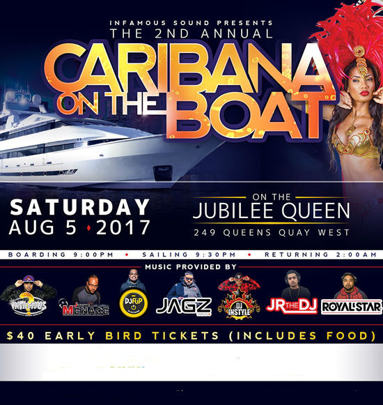 Caribana On The Boat Part 2