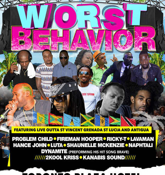 Worst Behavior 4