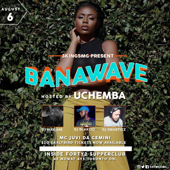 Banawave Hosted By Uchemba