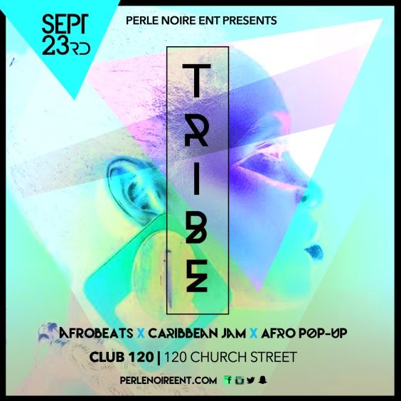 TRIBE - Afrobeats x Caribbean Jam x Afro Pop-Up