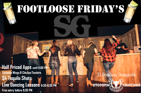 Footloose Friday's