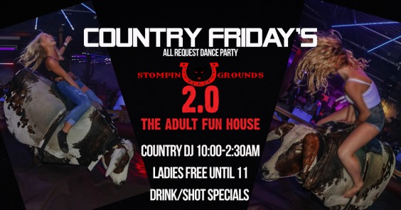 Country Friday's