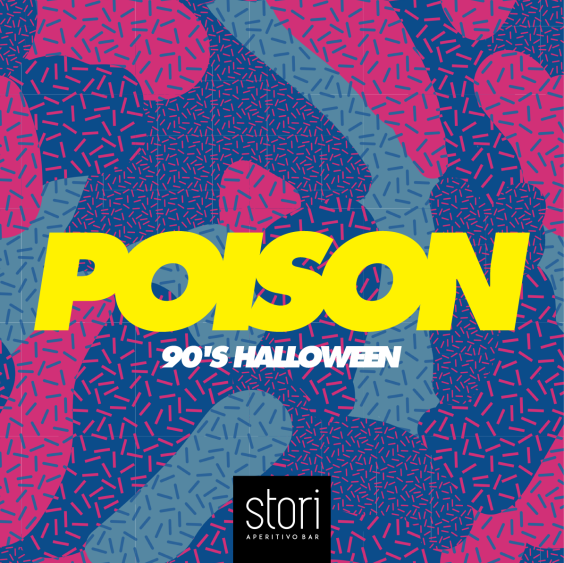 POISON - A 90s Halloween Party