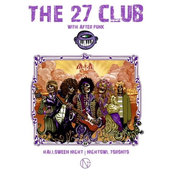 The 27 Club | Halloween with After Funk