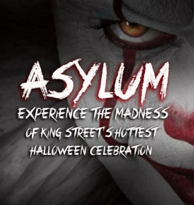 ASYLUM Halloween ~ Friday Oct 27th | SET