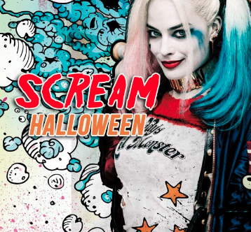 SCREAM Halloween ~ Sat Oct 28th | SET