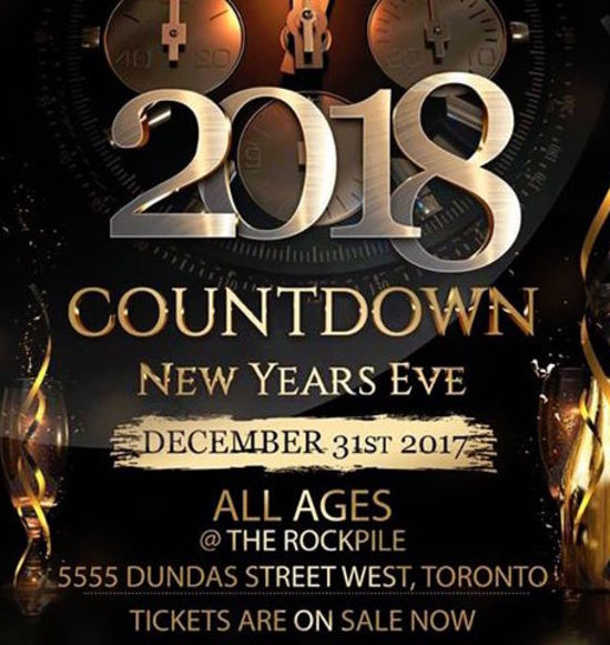 2018 all ages countdown