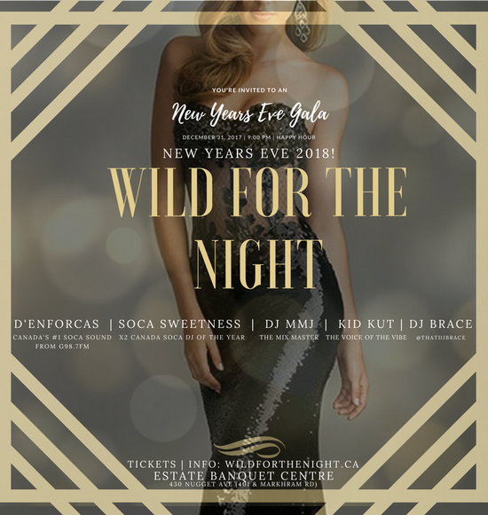 Wild for the Night 2018