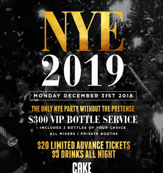 Toronto New Year S Eve 2020 Over 100 Events Listed