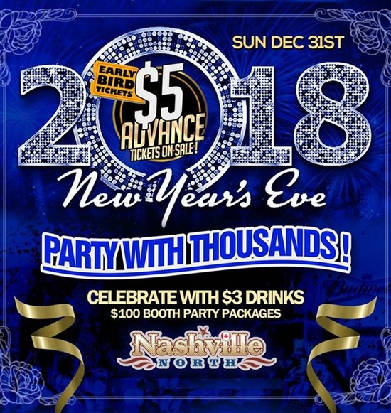 Nashville North • New Years Eve 2018