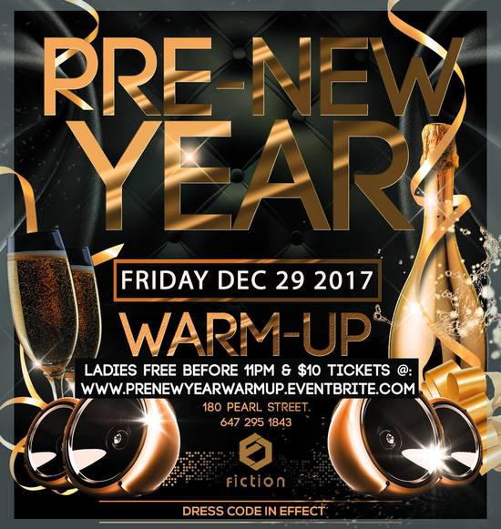 Pre New Year Warmup