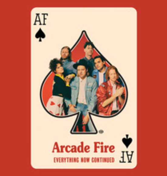 Arcade Fire - Everything Now Continued