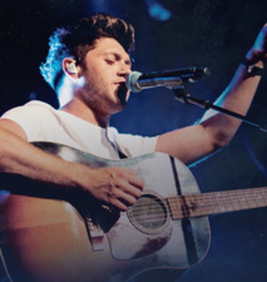 Niall Horan: Flicker World Tour 2018