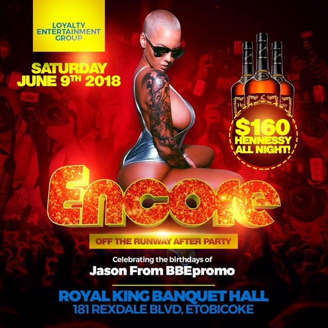Encore @ Royal King Banquet Hall Nightclub (Etobicoke)