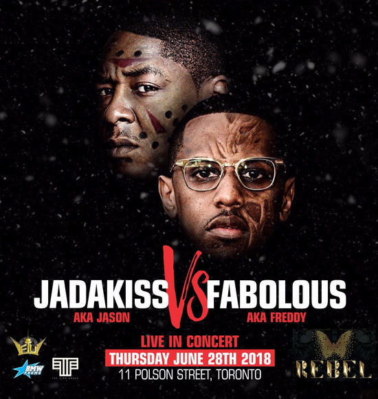 Jadakiss VS Fabolous
