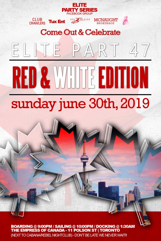 Elite Part 47 Red & White Edition