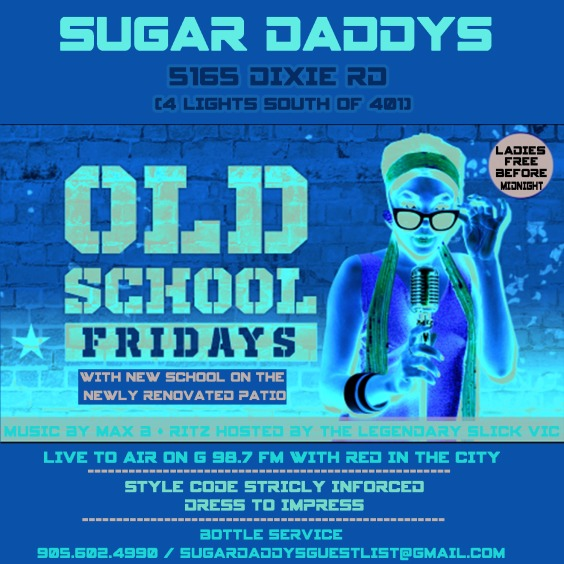 OLD SCHOOL VS NEW SCHOOL FRIDAYS LIVE ON G 98.7 FM